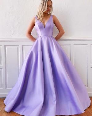 simple prom dress